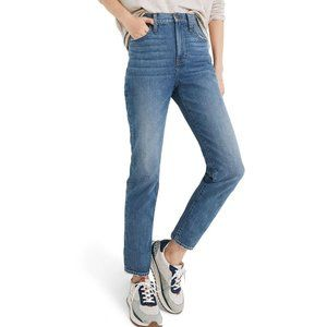 NWT  MADEWELL | The Perfect Full Length Jeans